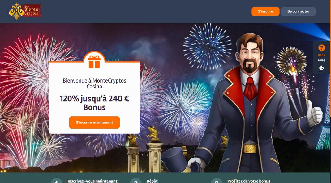 Montecryptos Online Casino Revues