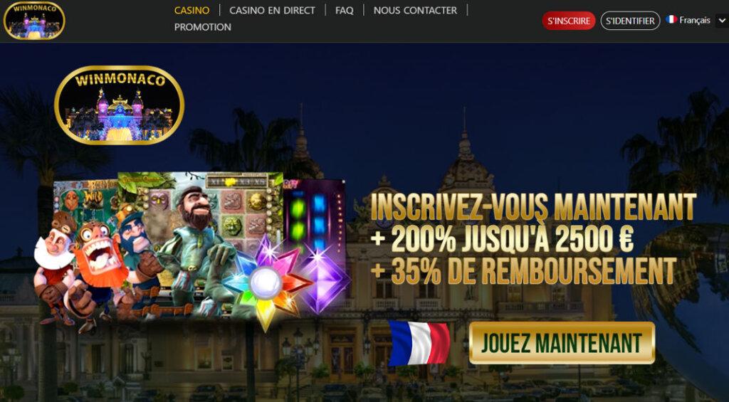 WinMonaco Casino Revue